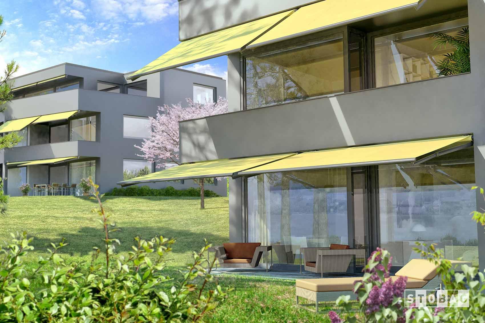 Auvent | Résidentiel et Commercial | JML inc.