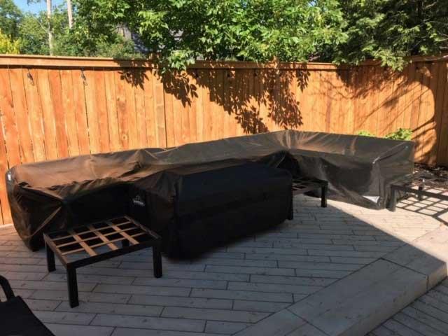 Housses de Protection | Meubles de Jardin et de Patio | JML inc.