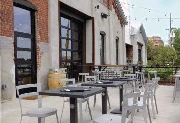 Bar Restaurant Bien Choisir Son Mobilier De Terrasse