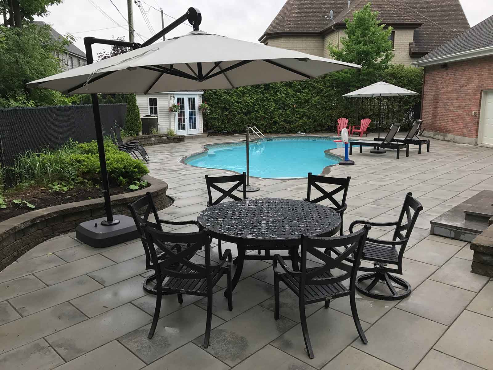 Parasols Résidentiels |  Meubles de Patio | JML inc.