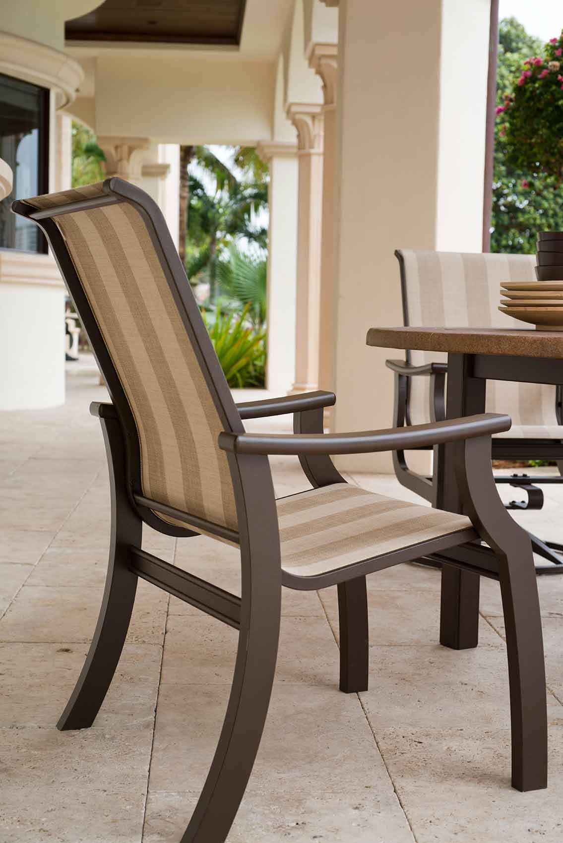 Chaises avec Tissus Sling | Chaises Extérieures | JML inc.
